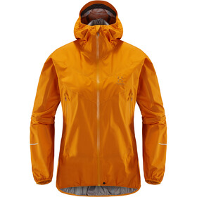 Haglöfs L.I.M Comp Jacket Damen desert yellow